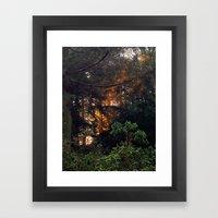 Hunting The Sunrise Framed Art Print
