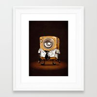 Camy Framed Art Print