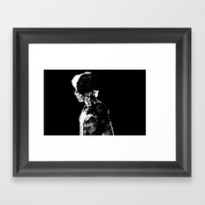 Mican Framed Art Print