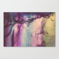 Purple Fluorite From Our… Canvas Print