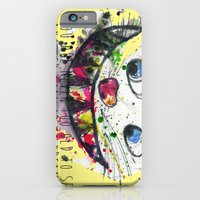 iPhone & iPod Case featuring Dream by Trudi Drewett Illustration