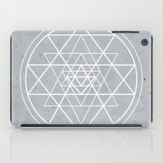 Sacred Geometry - Align At Your Center iPad Case