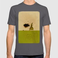 Avatar Kyoshi Mens Fitted Tee Asphalt SMALL