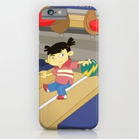 Non Olympic Sports: Bowling iPhone 6 Slim Case