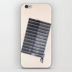 Weight iPhone & iPod Skin
