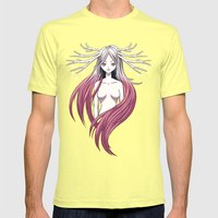 Dream Fairy Mens Fitted Tee Lemon SMALL