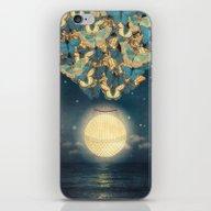 The Rising Moon  iPhone & iPod Skin