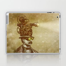 The Projectionist (sepia option) Laptop & iPad Skin