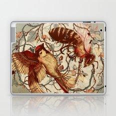 Honey & Sorrow (grey) Laptop & iPad Skin