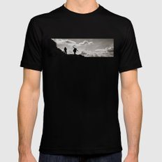 I can fly Black Mens Fitted Tee SMALL