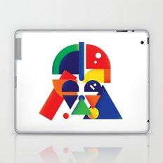 The Shape Side Laptop & iPad Skin