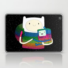 BMO & Finn Fan Art Laptop & iPad Skin