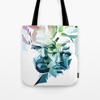 Blue Sky Thinking (Breaking Bad) Tote Bag