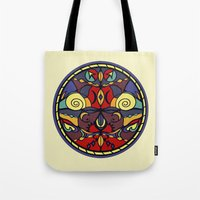 Surface Symmetry Tote Bag