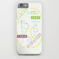 Haikuglyphics - Haikanics iPhone 6 Slim Case