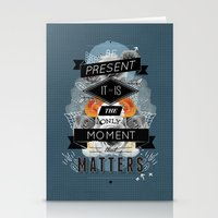 The Present Stationery Cards