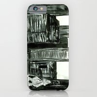 Black And White Philly S… iPhone 6 Slim Case