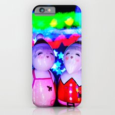 Merry Kokeshi Klause Slim Case iPhone 6s