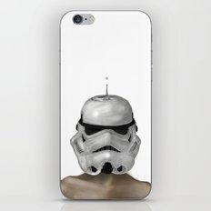 Droptrooper iPhone & iPod Skin