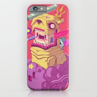 iPhone Cases featuring Finn and Jake by Mike Wrobel