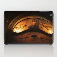 Cafe Kafka iPad Case