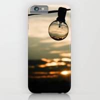 Unlit Sunset.  iPhone 6 Slim Case