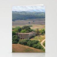 Tuscan Vista Stationery Cards