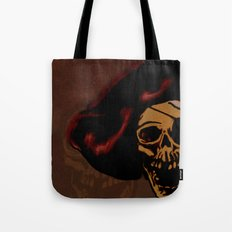 One eyed Willy Tote Bag