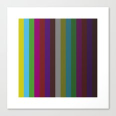 #455 Test pattern – Geometry Daily Canvas Print