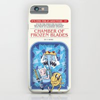 iPhone & iPod Case featuring It's Time For An Adventure! by WanderingBert / David Creighton-Pester