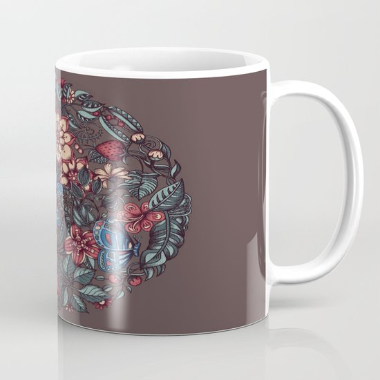 Circle of Friends in Colour Mug