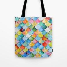Fish Scales  Tote Bag