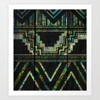 Pride Of The Natives Art Print