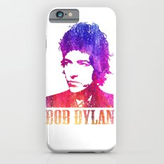 Bob Dylan Print iPhone 6s Slim Case