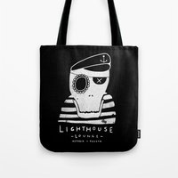 One-Eyed Willy Tote Bag