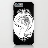 iPhone & iPod Case featuring Sea Life Oval by CSNSArt