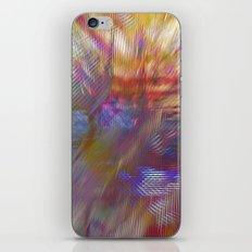 Textural Mountains 2 iPhone & iPod Skin