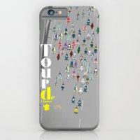 iPhone & iPod Case featuring Tour De France by Wyatt Design