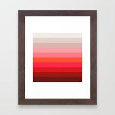 mindscape 12 Framed Art Print