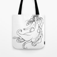 Seawitch Tote Bag