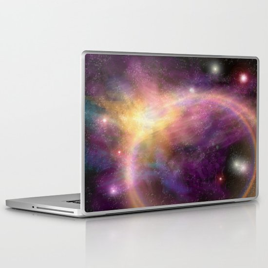Nebula VI Laptop & iPad Skin