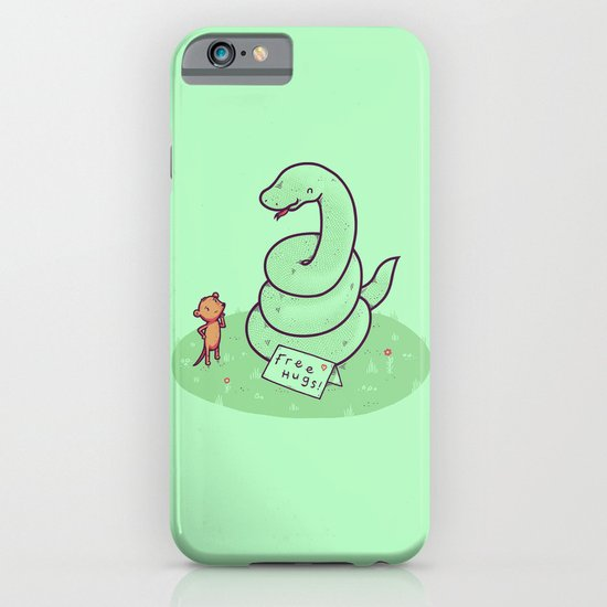 Free hugs! iPhone & iPod Case