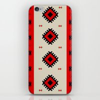 Romanian Pattern iPhone & iPod Skin