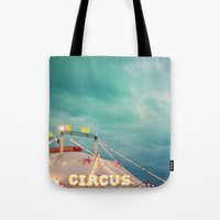 At The Circus Tote Bag