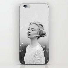 Snowing iPhone & iPod Skin