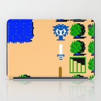 Minion's Last Rites: Zelda's Octorok iPad Case