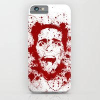 iPhone & iPod Case featuring American Psycho by David
