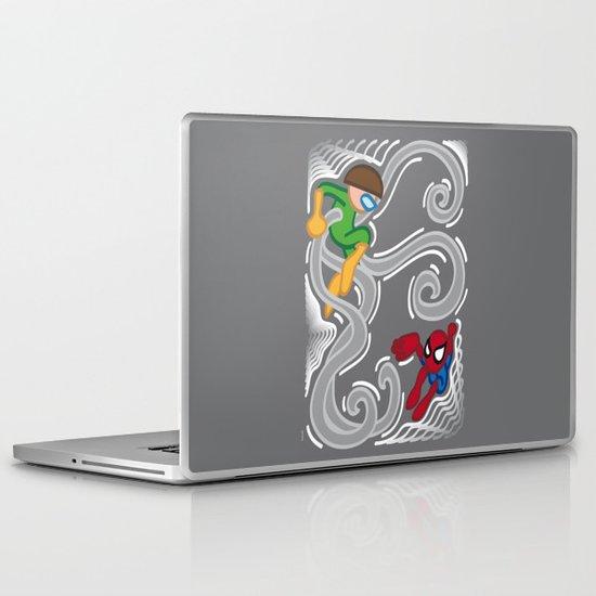 FUN - Spiderman Laptop & iPad Skin