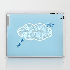 Maze Cloud Laptop & iPad Skin