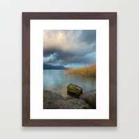 Dalton Point Framed Art Print